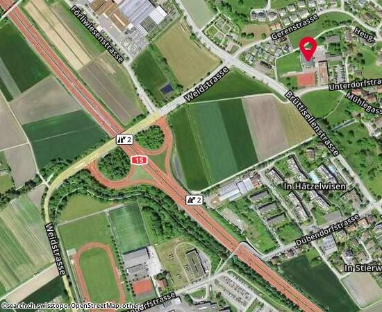 8602 Wangen Unterdorfstrasse 50b