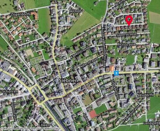 8854 Siebnen Bitzihofstrasse 22