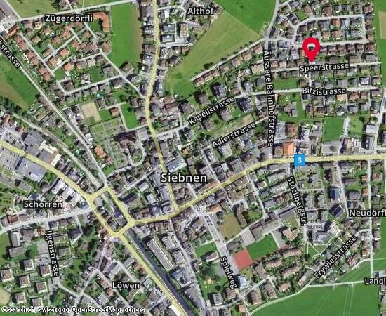 8854 Siebnen Speerstrasse 5