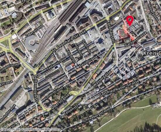 9001 St. Gallen Frongartenstrasse 11