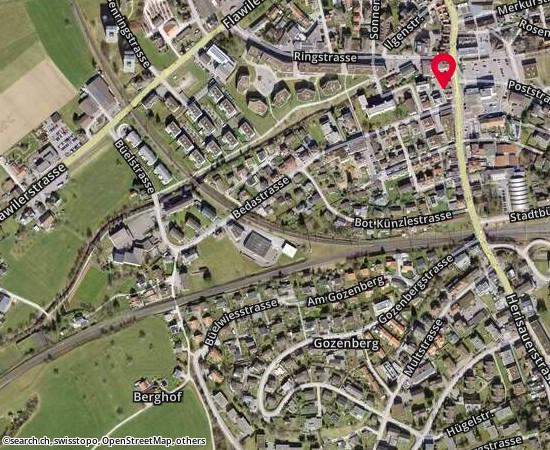 9200 Gossau SG Herisauerstrasse 36