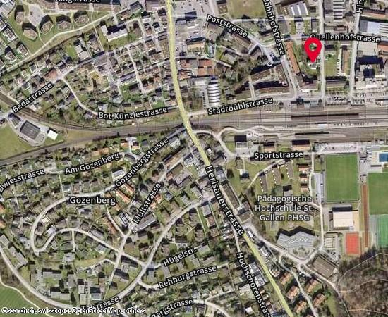 9200 Gossau SG Lindenwiesstrasse 14