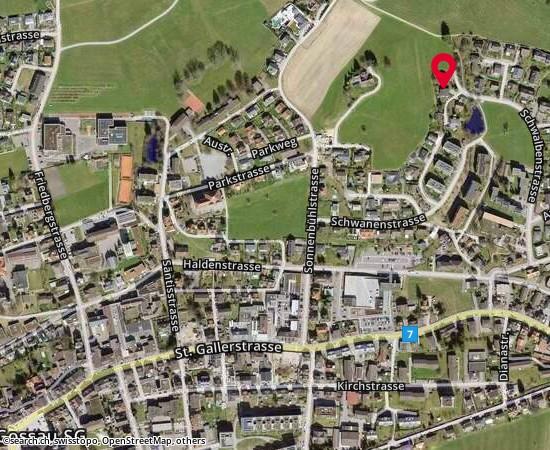 9200 Gossau SG Schwalbenstrasse 39