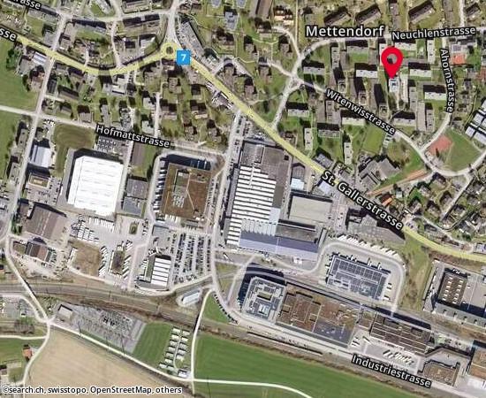 9200 Gossau SG Witenwisstrasse 17a