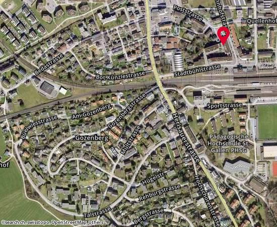 9200 Gossau Bahnhofstrasse 40