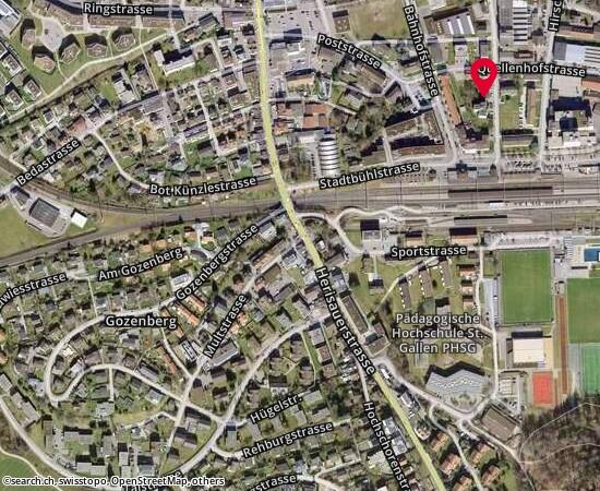 9200 Gossau Lindenwiesstrasse 12