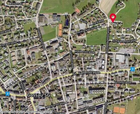 9200 Gossau Sonnmattstrasse 2