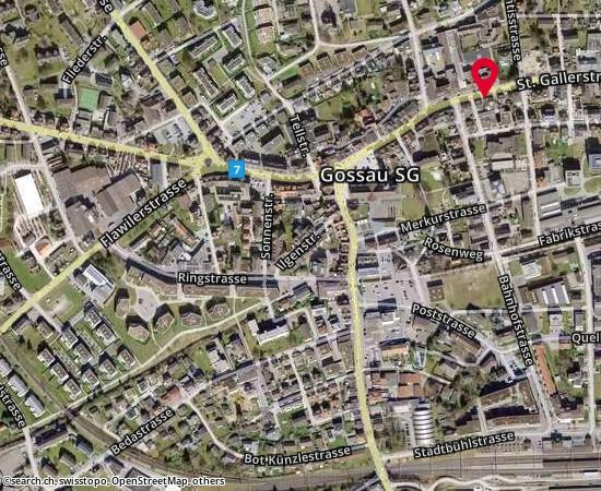 9200 Gossau St.Gallerstrasse 76
