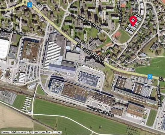 9200 Gossau Witenwisstrasse 39