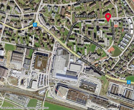 9201 Gossau Ahornstrasse 19