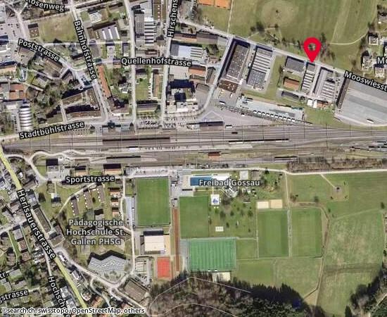 9201 Gossau Mooswiesstrasse