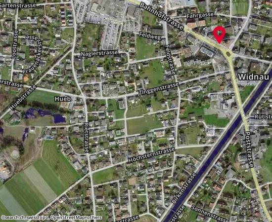 9443 Widnau Bahnhofstrasse 27