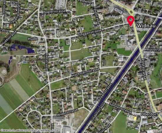 9443 Widnau Bahnhofstrasse 32