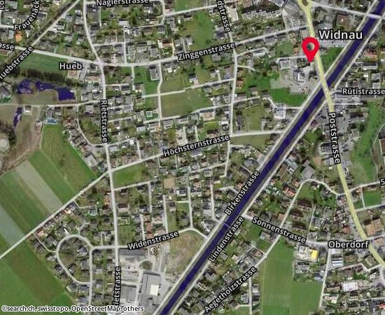 9443 Widnau Bahnhofstrasse 44