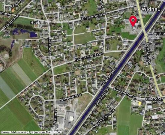 9443 Widnau Bahnhofstrasse 48
