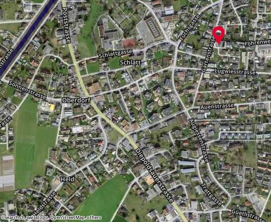 9443 Widnau Gartenstrasse 32a