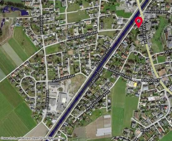 9443 Widnau Poststrasse 4