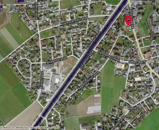 9443 Widnau Poststrasse 8