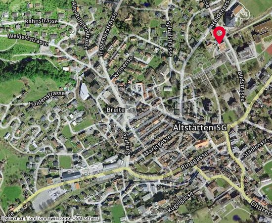 Altstätten Bildstrasse 5