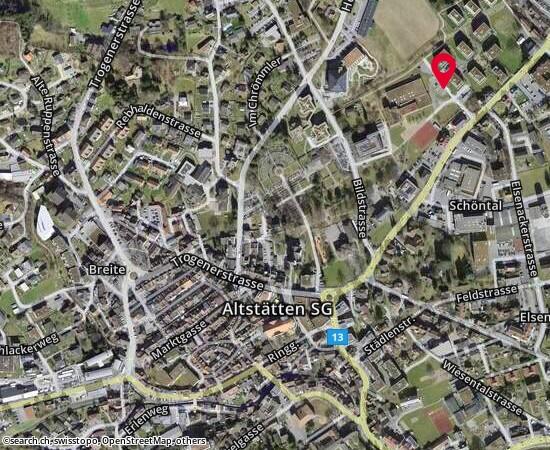 Altstätten Schulweg 21