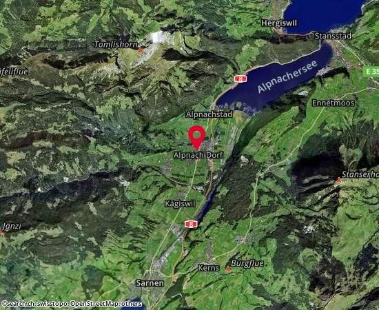 6055 Alpnach Robert Barmettlerstrasse 5