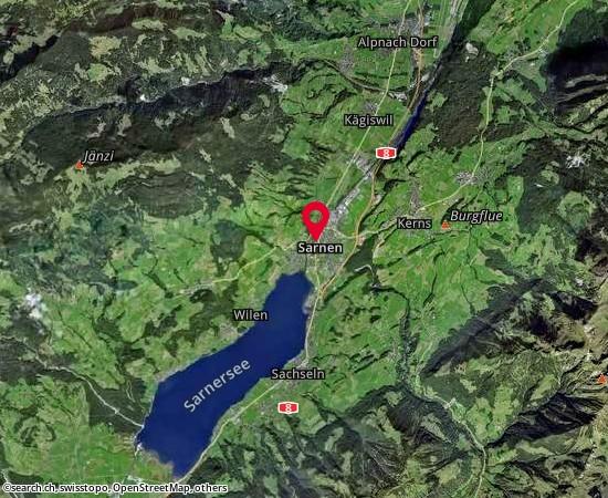 6061 Sarnen Rathaus / Dorfplatz 8