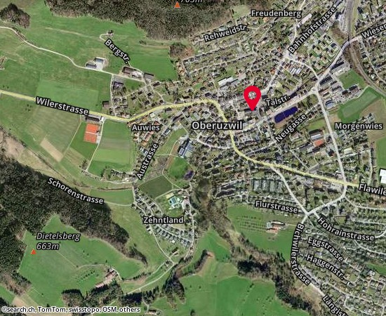 9242 Oberuzwil Gerbestrasse 1