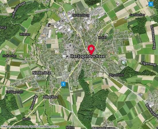 3360 Herzogenbuchsee Kirchgasse 3