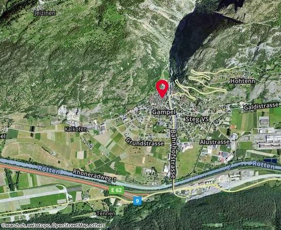 3945 Gampel-Bratsch Dorfplatz 2