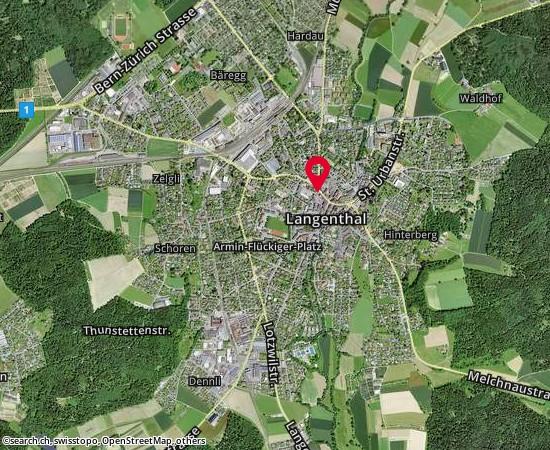 4900 Langenthal Bahnhofstrasse 11