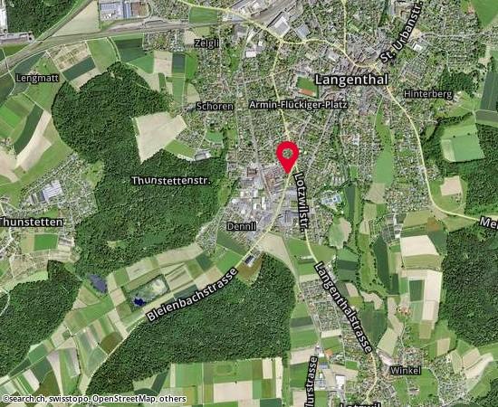 4900 Langenthal Bleienbachstrasse 8