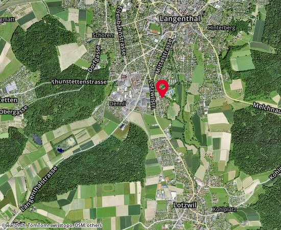 4900 Langenthal Brunnbachweg 1B