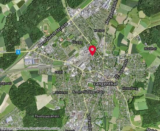 4900 Langenthal Eisenbahnstrasse 7