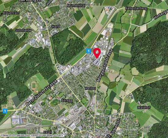 4900 Langenthal Gaswerkstrasse 48