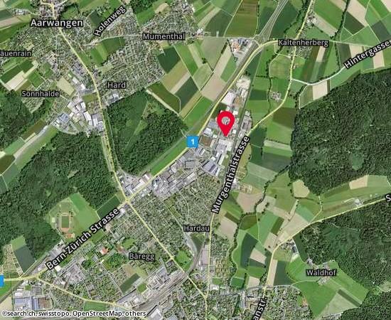 4900 Langenthal Gaswerkstrasse 66a