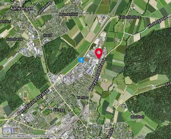 4900 Langenthal Gaswerkstrasse 68