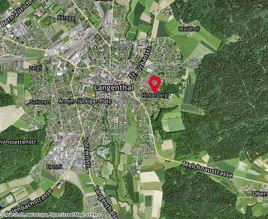 4900 Langenthal Hinterberg