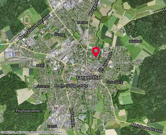 4900 Langenthal Hofmattstrasse 5