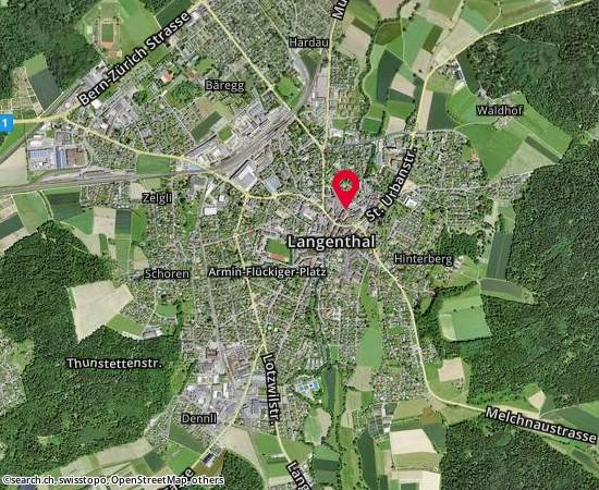 4900 Langenthal Jurastrasse 12