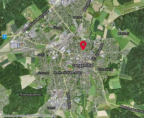 4900 Langenthal Jurastrasse 22