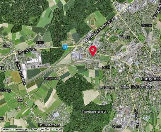 4900 Langenthal Klusstrasse 13