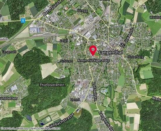 4900 Langenthal Krippenstrasse 19