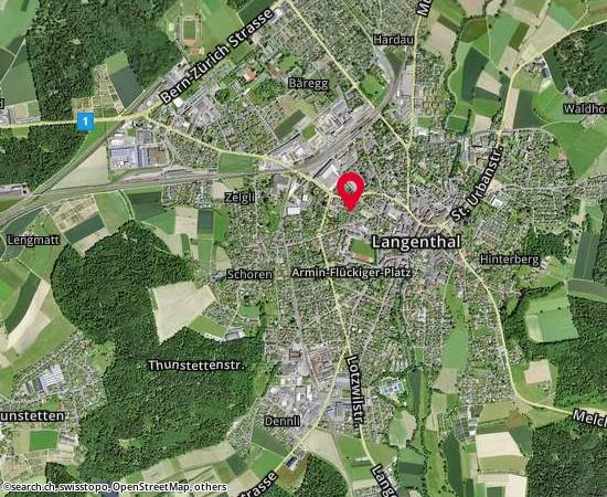 4900 Langenthal Krippenstrasse 6