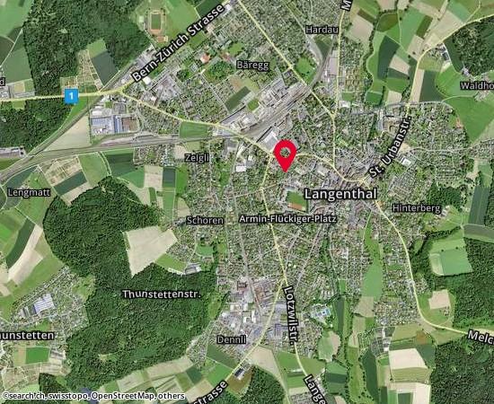 4900 Langenthal Krippenstrasse 8
