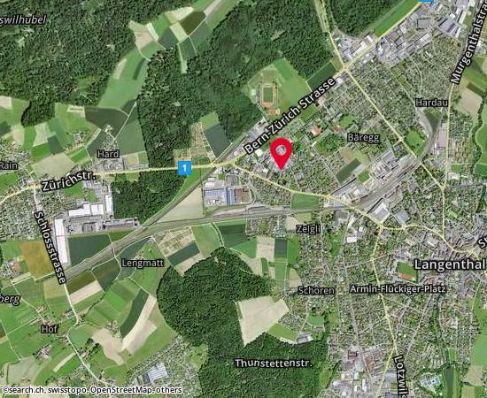 4900 Langenthal Lagerweg 1E