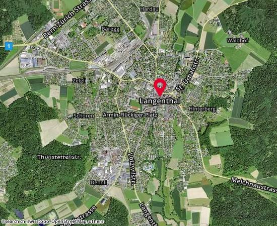 4900 Langenthal Marktgasse