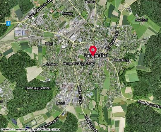 4900 Langenthal Marktgasse 34B