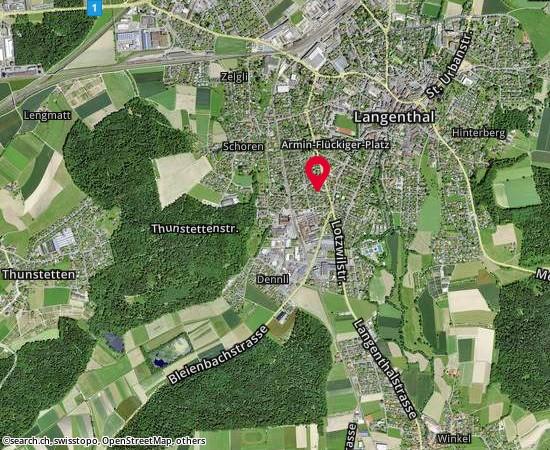 4900 Langenthal Oberfeldstrasse 15