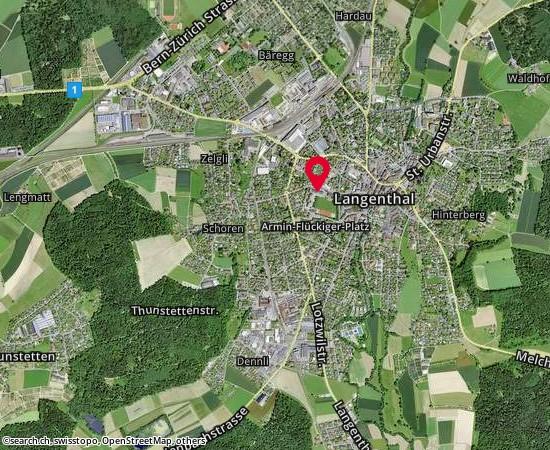 4900 Langenthal Schulhausstrasse 19