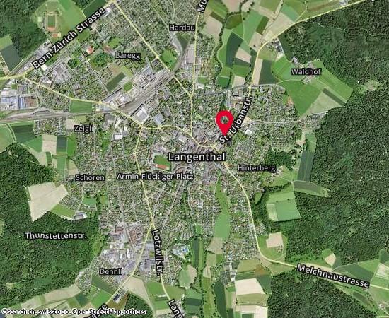 4900 Langenthal St. Urbanstrasse 23
